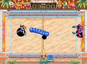 (Tuto) Windjammers pour les débutants ! Sonic110