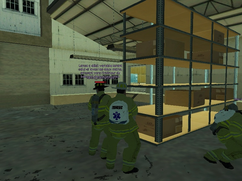 | Los Santos Fire Department | Sa-mp-10