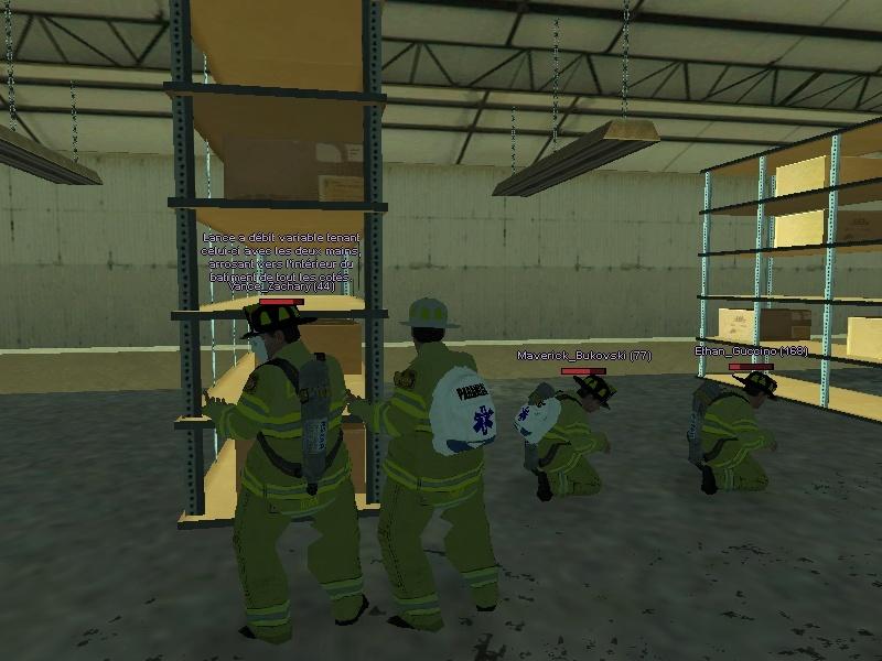 | Los Santos Fire Department | Sa-mp-11