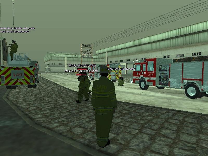 | Los Santos Fire Department | Sa-mp-14