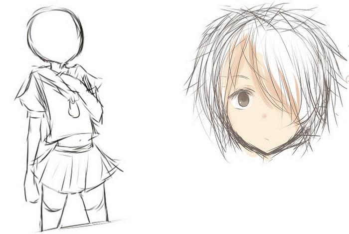 Mes petits dessins. ;3 V10