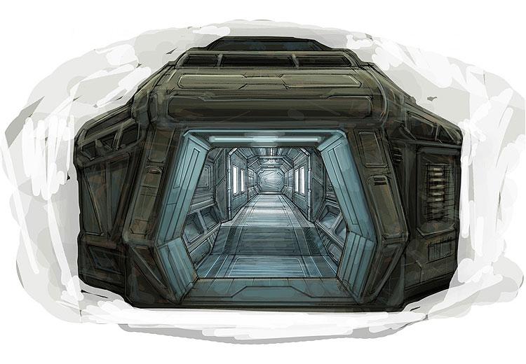 """The Weyland Yutani Project- """"Dawn"""" Trk-mg10"""