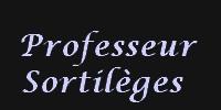 Professeur de Sortilèges.