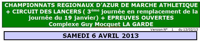 Régionaux Marche Côte d'Azur - La Garde - 6 Avril Ca_210