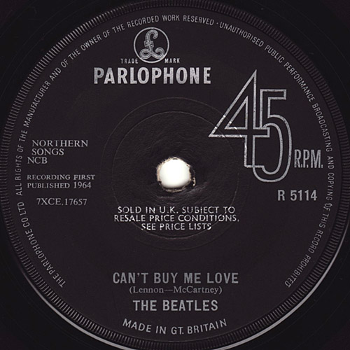 Can't Buy Me Love/You Can't Do That Cant_p10