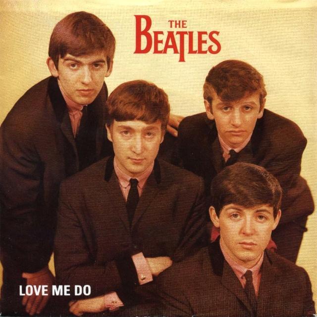 Love Me Do/P.S. I Love You R4949-14