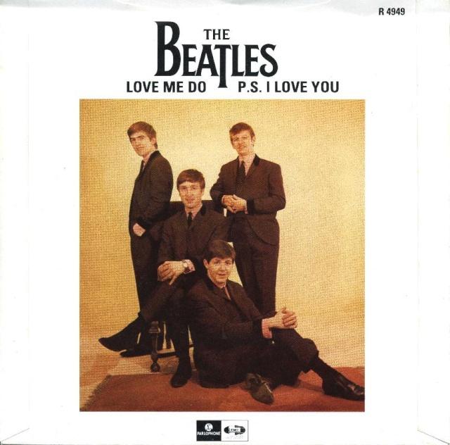 Love Me Do/P.S. I Love You R4949-15