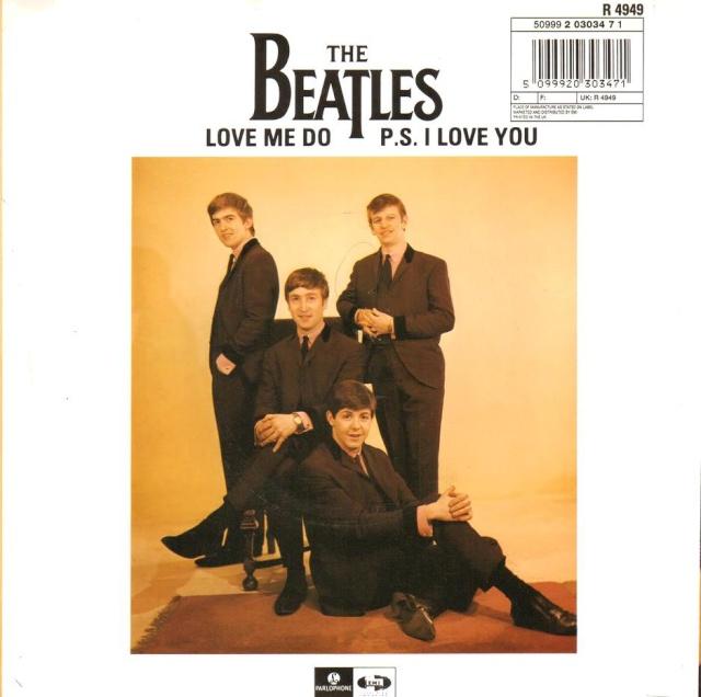 Love Me Do/P.S. I Love You R4949-19