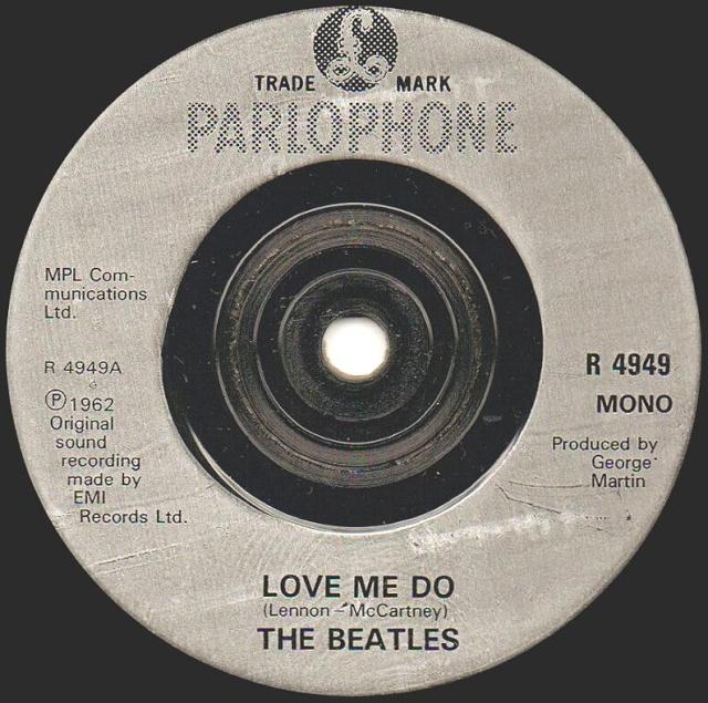 Love Me Do/P.S. I Love You R4949-20