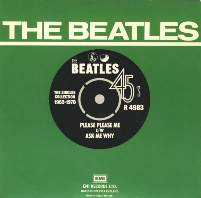 Please Please Me/Ask Me Why R4983-10