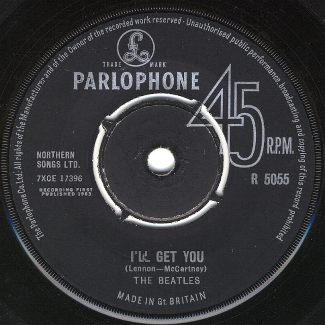 She Loves You/I'll Get You R5055-11