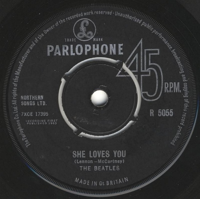 She Loves You/I'll Get You R5055-12
