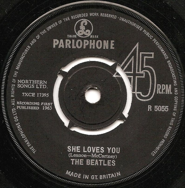She Loves You/I'll Get You R5055-14