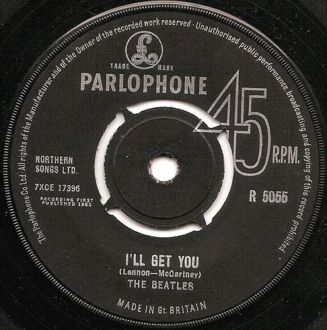 She Loves You/I'll Get You R5055-15
