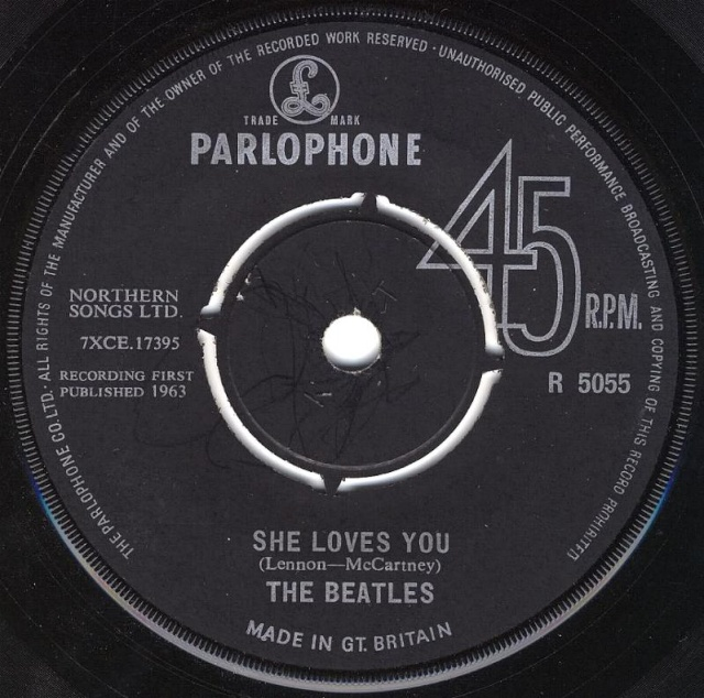 She Loves You/I'll Get You R5055-16