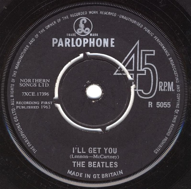 She Loves You/I'll Get You R5055-17