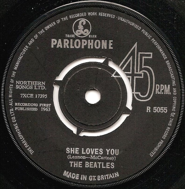 She Loves You/I'll Get You R5055-18
