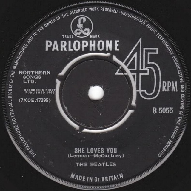 She Loves You/I'll Get You R5055-20