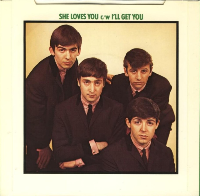 She Loves You/I'll Get You R5055-23