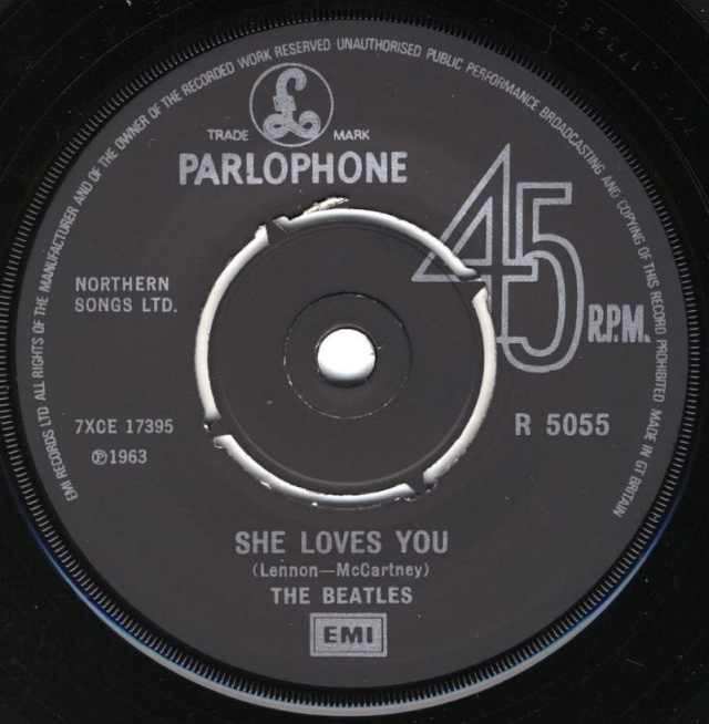 She Loves You/I'll Get You R5055-24