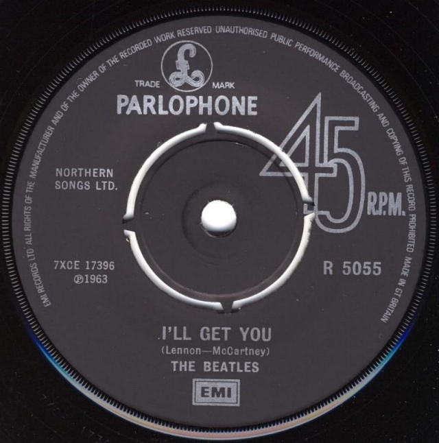 She Loves You/I'll Get You R5055-25