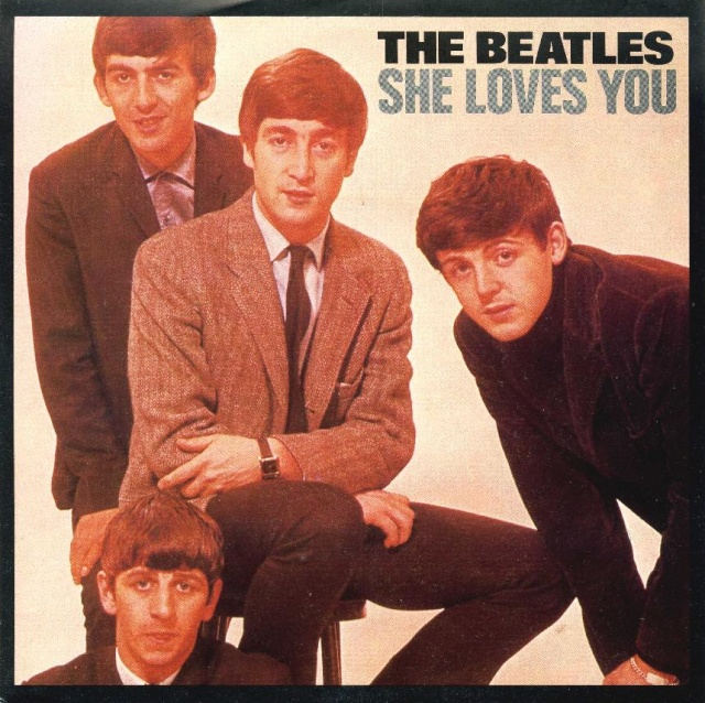 She Loves You/I'll Get You R5055-26