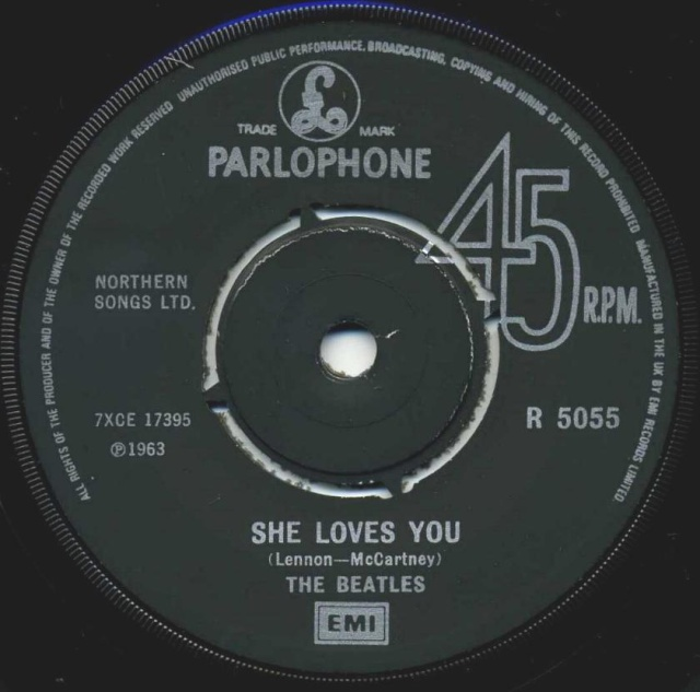 She Loves You/I'll Get You R5055-28
