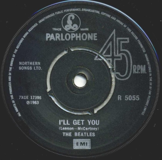 She Loves You/I'll Get You R5055-29