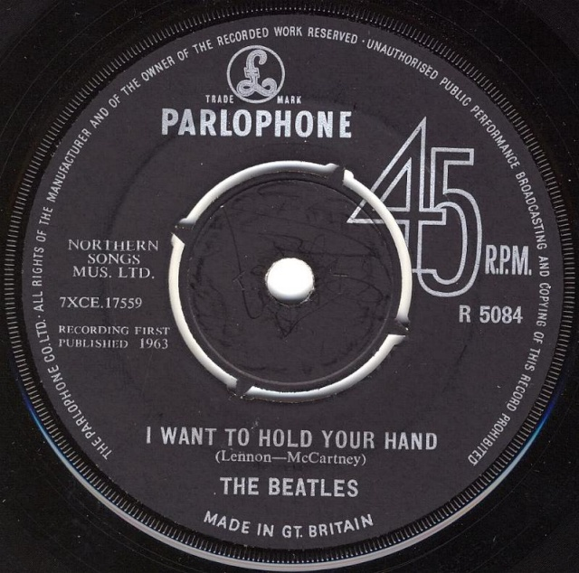 I Want To Hold Your Hand/This Boy R5084-10