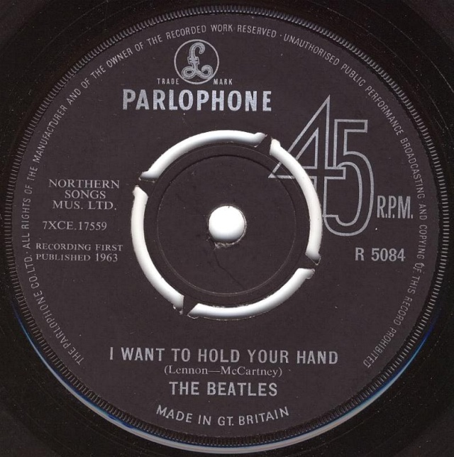 I Want To Hold Your Hand/This Boy R5084-14