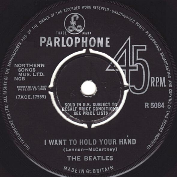 I Want To Hold Your Hand/This Boy R5084-18