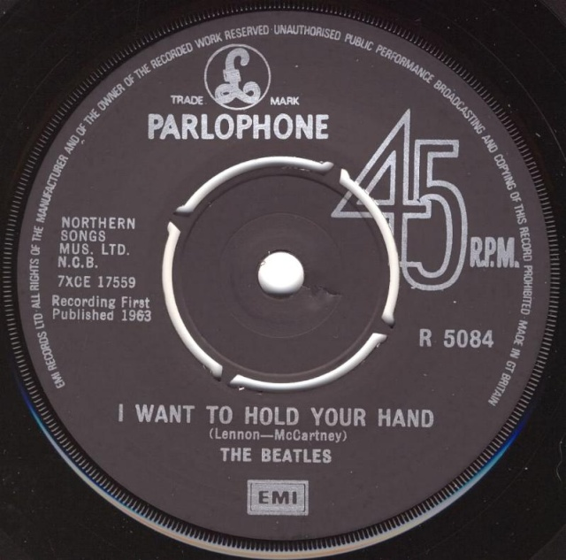 I Want To Hold Your Hand/This Boy R5084-22