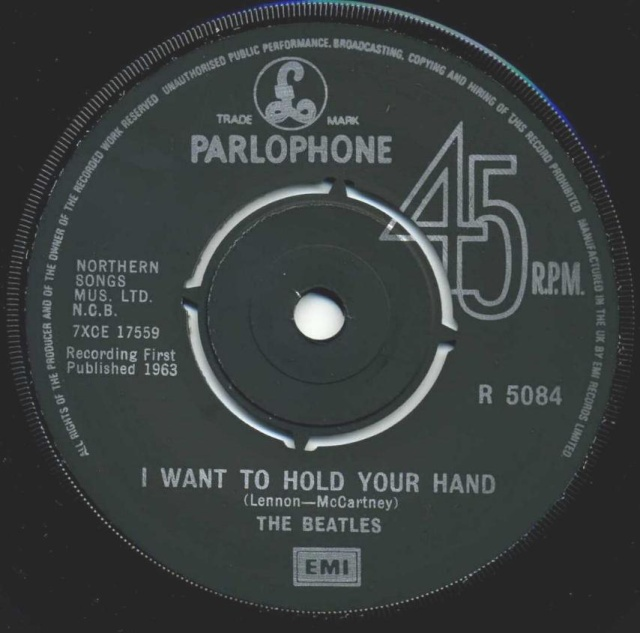 I Want To Hold Your Hand/This Boy R5084-26