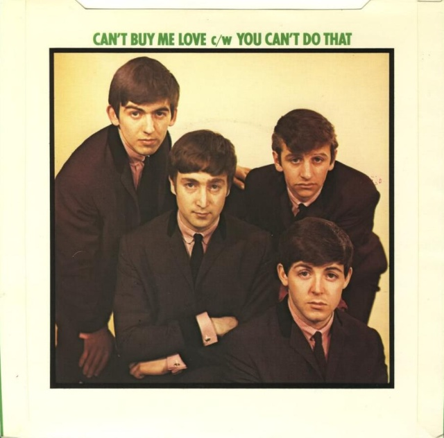 Can't Buy Me Love/You Can't Do That R5114-16