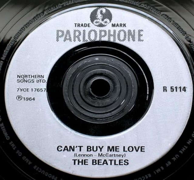 Can't Buy Me Love/You Can't Do That R5114-23