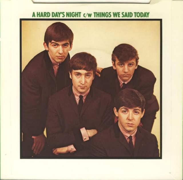 A Hard Day's Night/Things We Said Today R5160-13