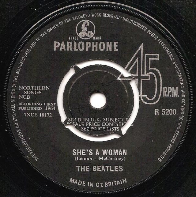 I Feel Fine/She's A Woman R5200-13