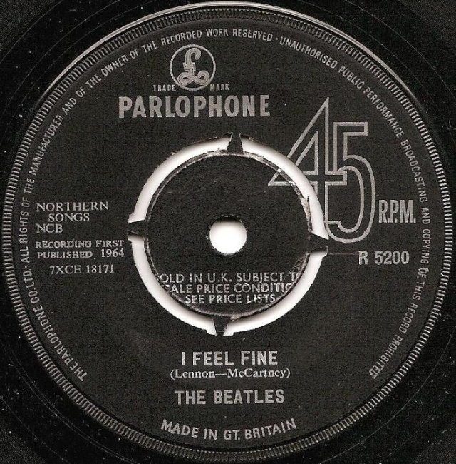 I Feel Fine/She's A Woman R5200-14