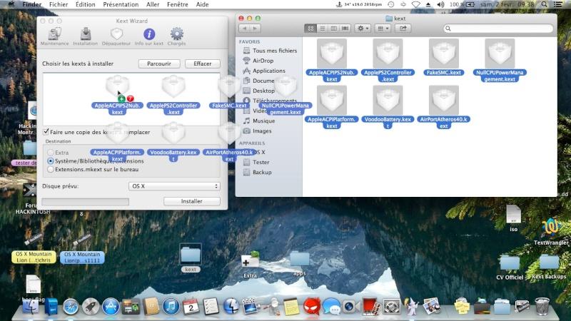 Installler BOOT USB OS X MOUNTAIN LION + ASUS P8xxx Kexwiz12
