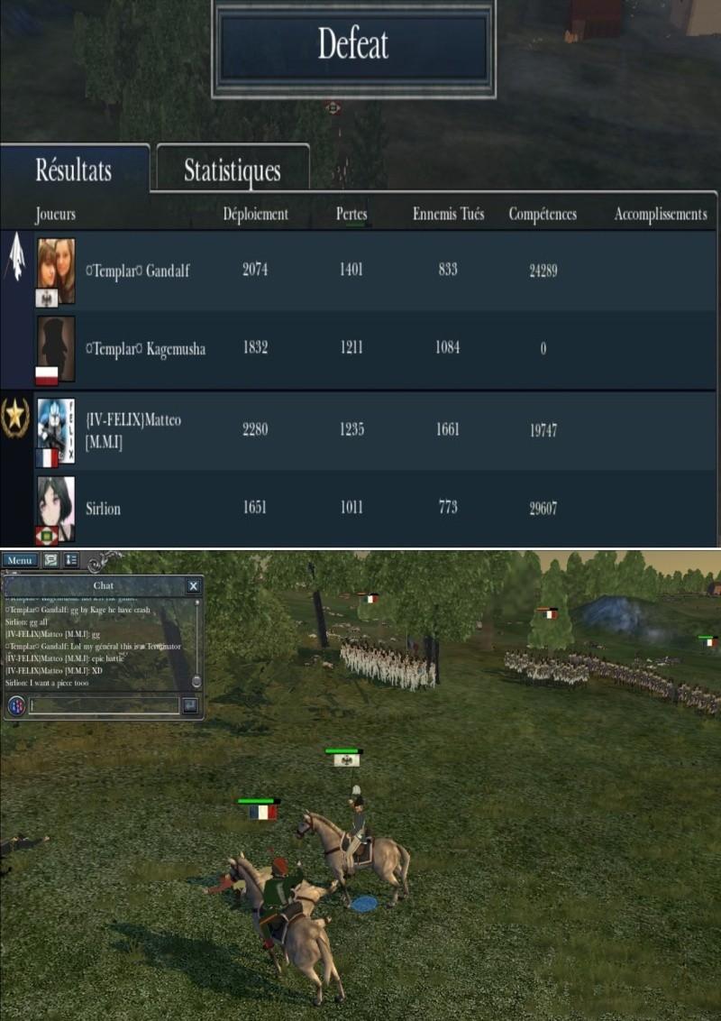 Templar VS MMI Battle10