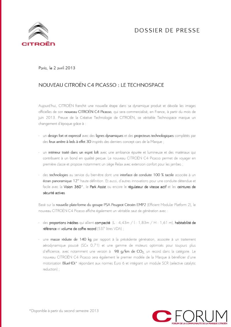 [SUJET OFFICIEL] C4 Picasso II [B78] - Page 2 Dp_c4p10