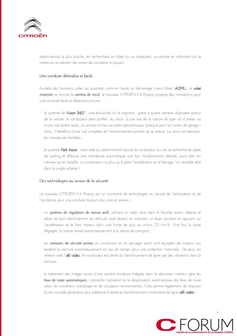 [SUJET OFFICIEL] C4 Picasso II [B78] - Page 2 Dp_c4p13