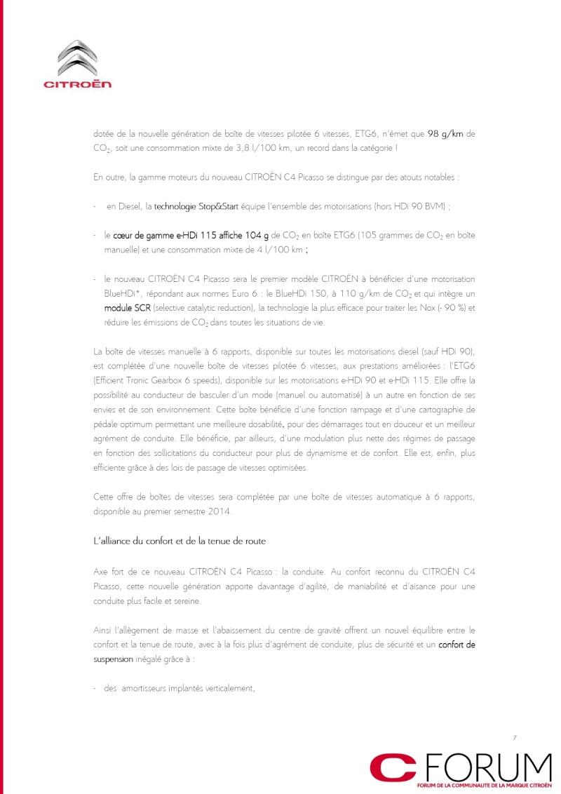 [SUJET OFFICIEL] C4 Picasso II [B78] - Page 2 Dp_c4p16