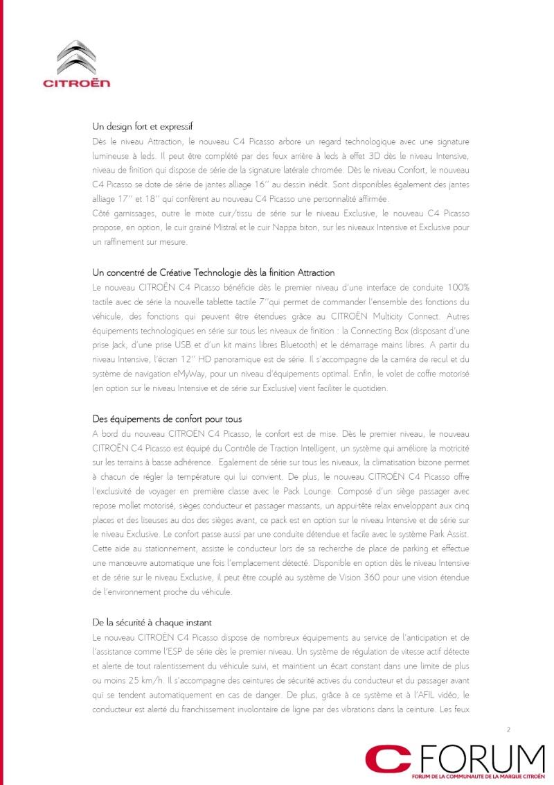 [SUJET OFFICIEL] C4 Picasso II [B78] - Page 9 Dp_tar11