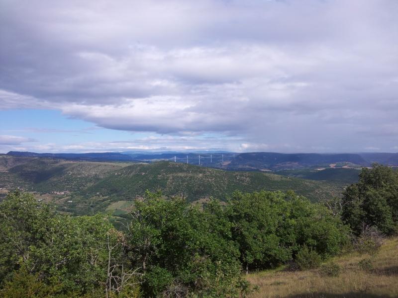 [CR] Niort - Montpellier en vtt 20130820