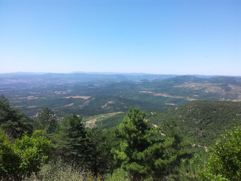 [CR] Niort - Montpellier en vtt 20130821