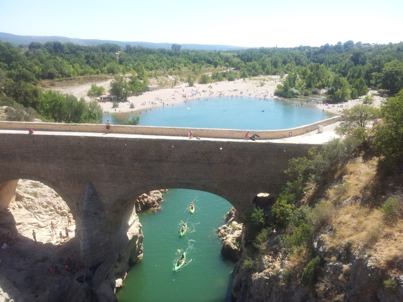 [CR] Niort - Montpellier en vtt 20130822