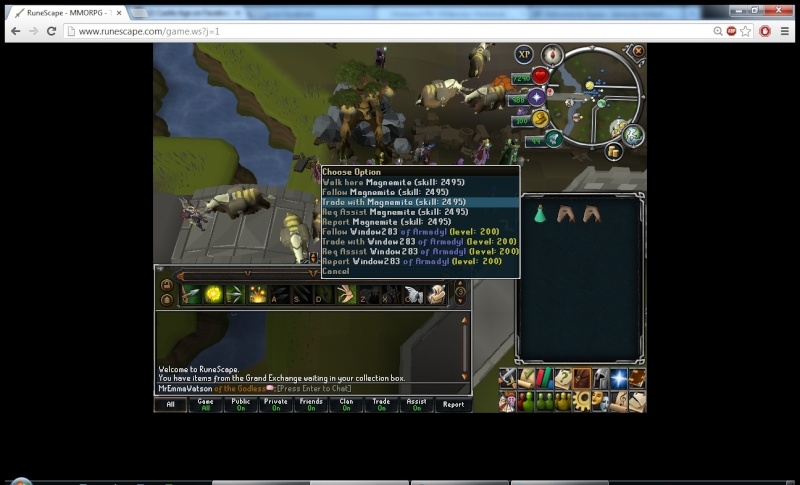 Celebrities on Runescape - Page 5 Magnem10