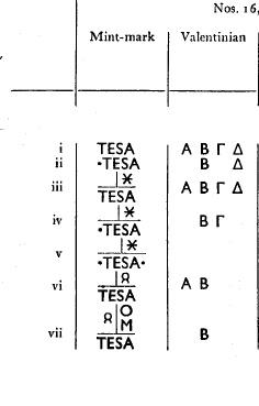 Fibule cruciforme sur un buste de Valentinien Ier Tes1_b10