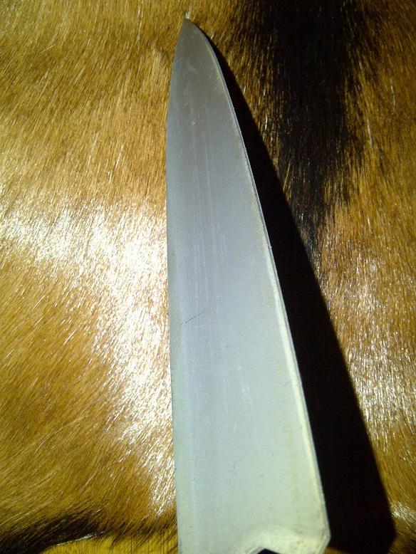Lames de couteau directement de l'acierie. Bonper14